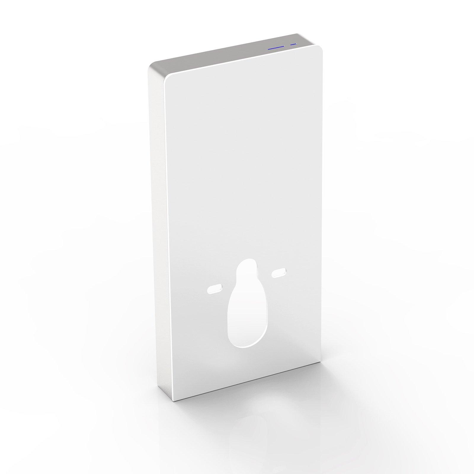 Sanitärmodul 805S mit Sensor für Wand-WC - Farbe Weiß oder Schwarz wählbar