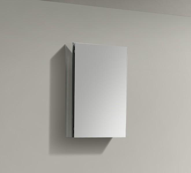 Aluminium-Spiegelschrank G500 - innen und außen Spiegel zoom thumbnail 3