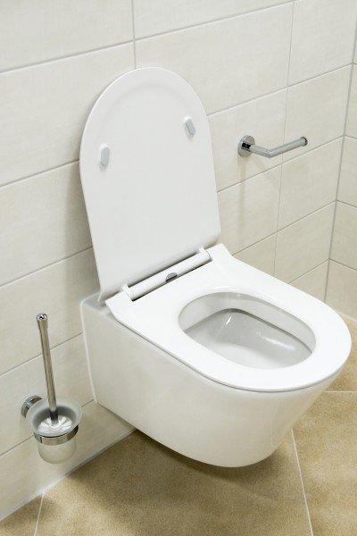 BERNSTEIN Wand-Hänge-WC Toilette CH1088 - inkl. WC-Deckel Softclose flach zoom thumbnail 5