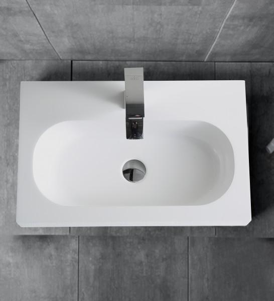 Wandwaschbecken Aufsatzwaschbecken BS6051 59 x 37 x 14,5cm zoom thumbnail 4