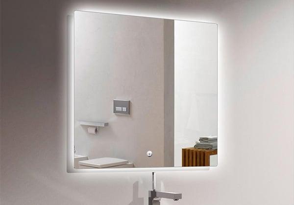 Mit LED-Spiegel 2137