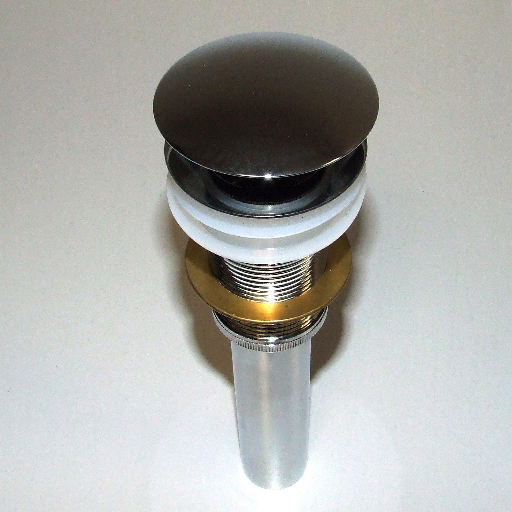 Aufsatzwaschbecken PB2133 aus Mineralguss - in Weiß oder Schwarz - 54 x 36 x 13 cm zoom thumbnail 5
