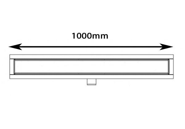 1000mm