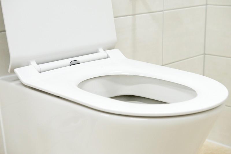 Wand-Hänge-WC B-8030 Weiß - inkl. Softclose-Deckel zoom thumbnail 6