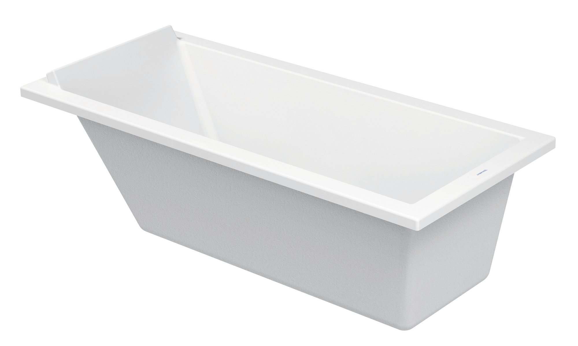 Duravit Starck Badewanne Weiß  1600