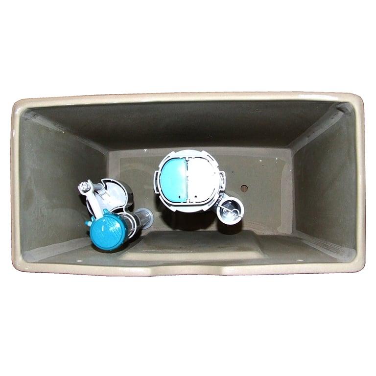 Stand-WC mit Spülkasten CT1088 - Wasseranschluss unten - inkl. Soft-Close-Deckel zoom thumbnail 3