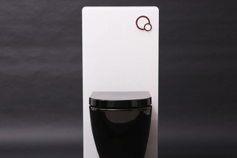 Sanitärmodul 805 für Wand-WC - Weiß - Inkl. Betätigungsplatte zoom thumbnail 6