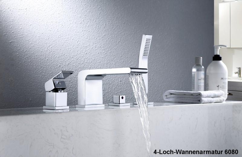 Freistehende Badewanne JAZZ PLUS Acryl weiß glänzend - 170 x 80 cm - Zubehör optional zoom thumbnail 5