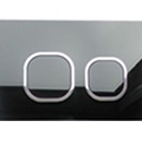 Modell 009 schwarz Glas