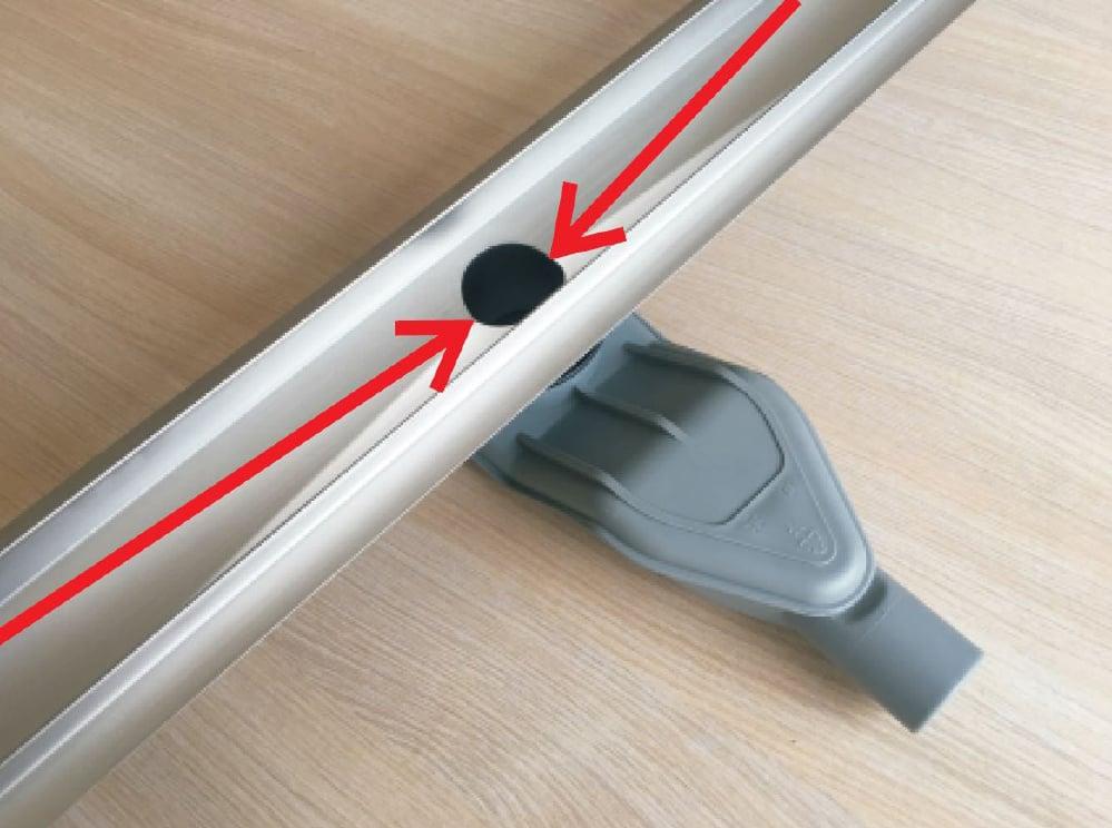 Edelstahl Duschrinne FlexGL01 für Duschkabine inkl. Ablaufblende Glas schwarz - Länge wählbar zoom thumbnail 4