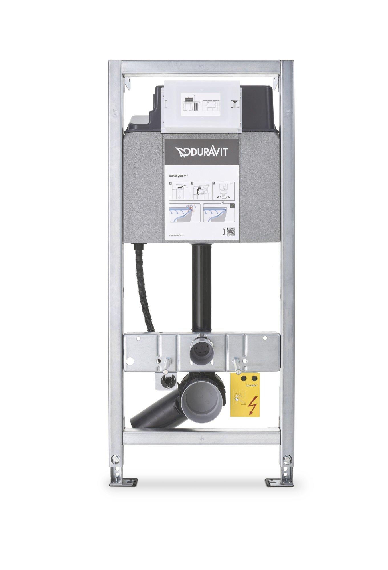 Duravit DuraSystem WC-Element, Standard