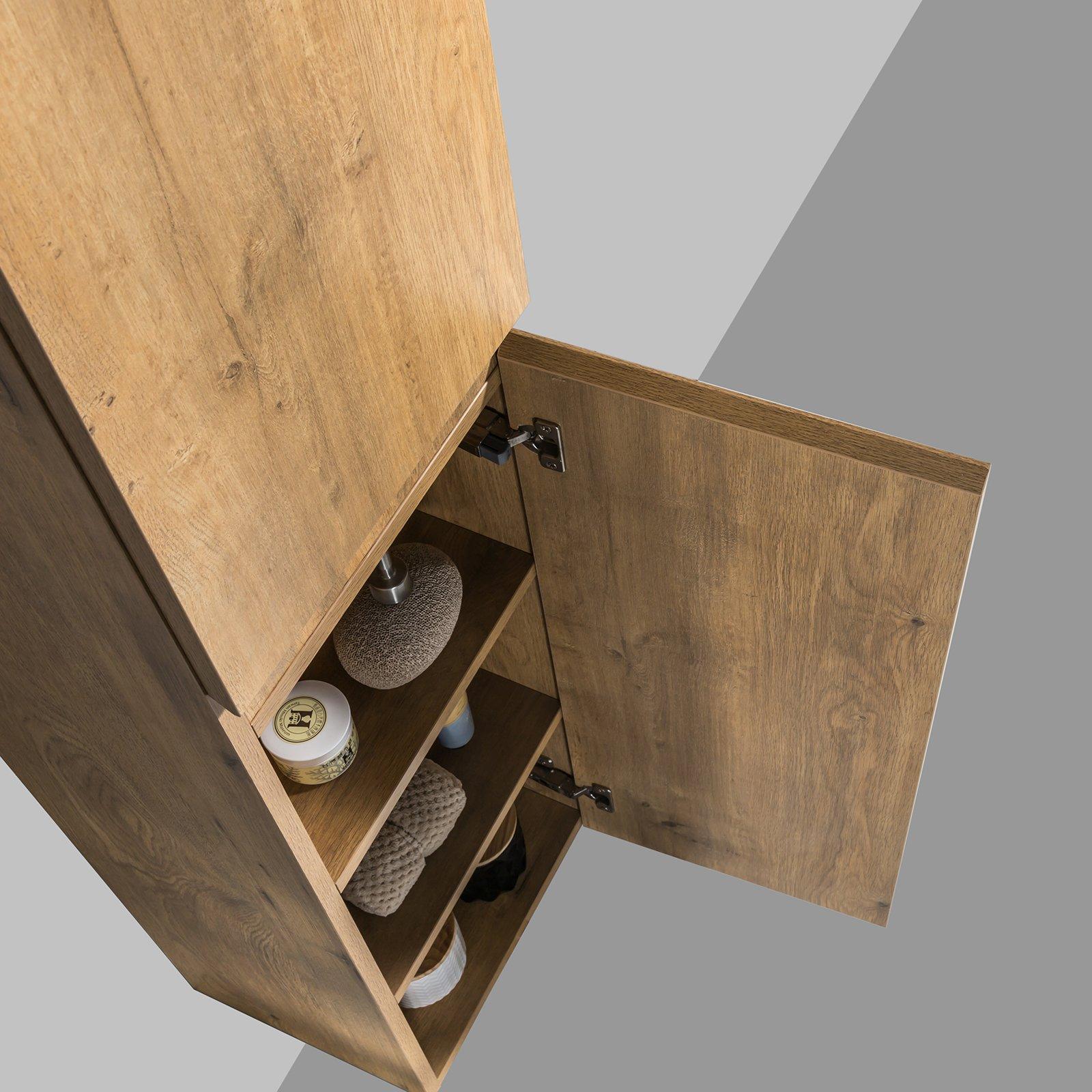 Seitenschrank für Badmöbel Set Alice - verschiedene Farben zoom thumbnail 5