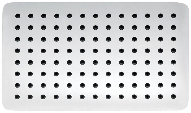 XXL-Regendusche Edelstahl-Duschkopf DPG2011 superflach - 30 x 20 cm