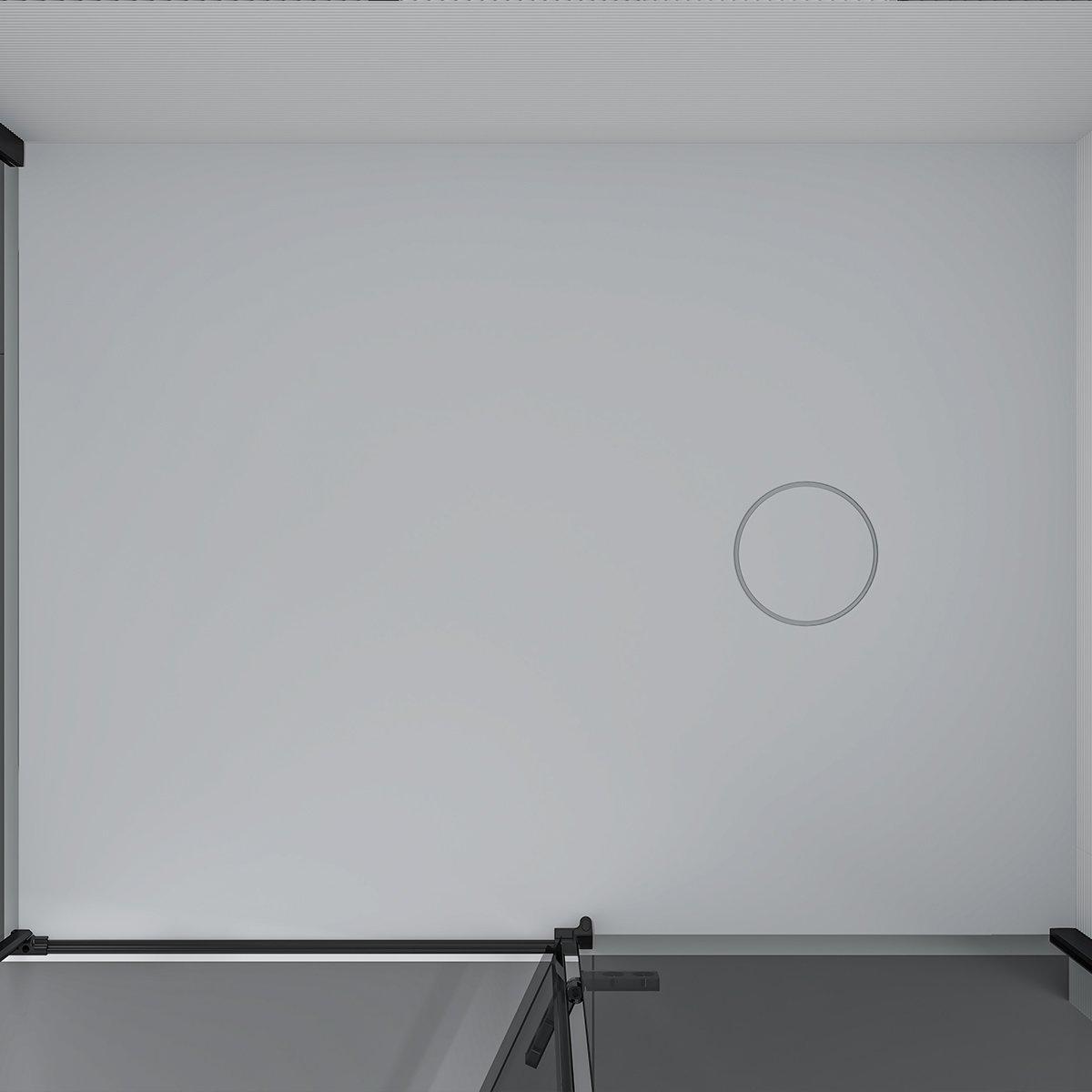 Mineralguss Duschtasse BA3097 - 90 x 90 cm - Farbe wählbar