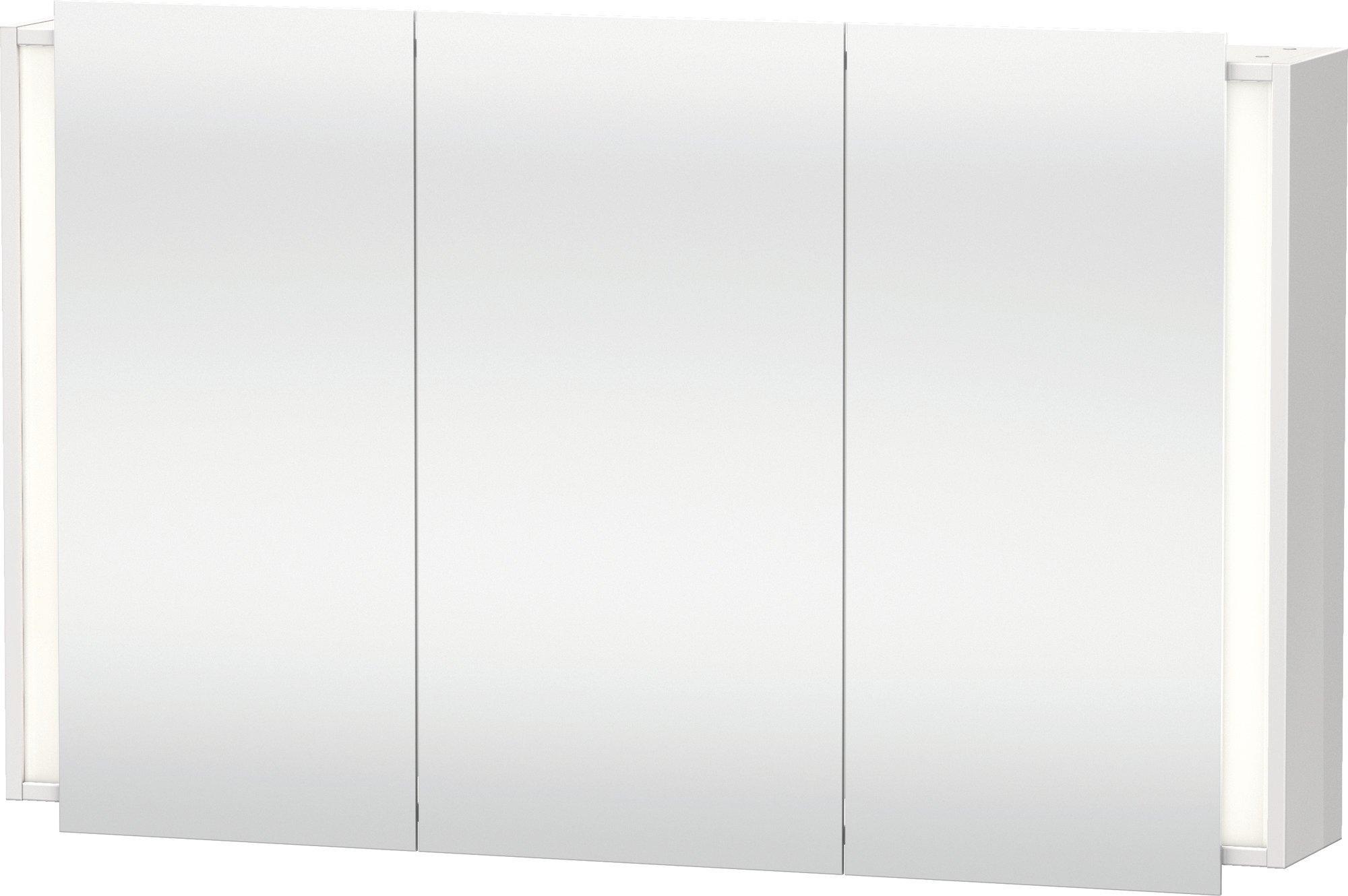 Duravit Ketho Spiegelschrank Weiß  1200