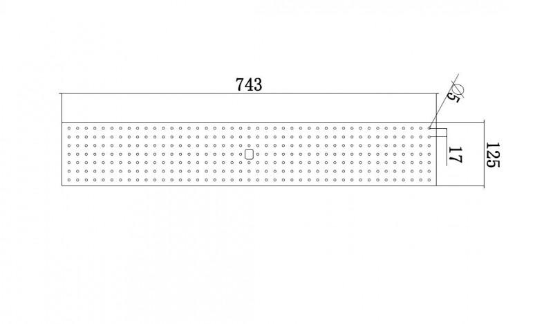 Mineralguss Duschtasse rechteckig 12090BW Edelstahl - Weiß glänzend - 120x90x4,5cm zoom thumbnail 6
