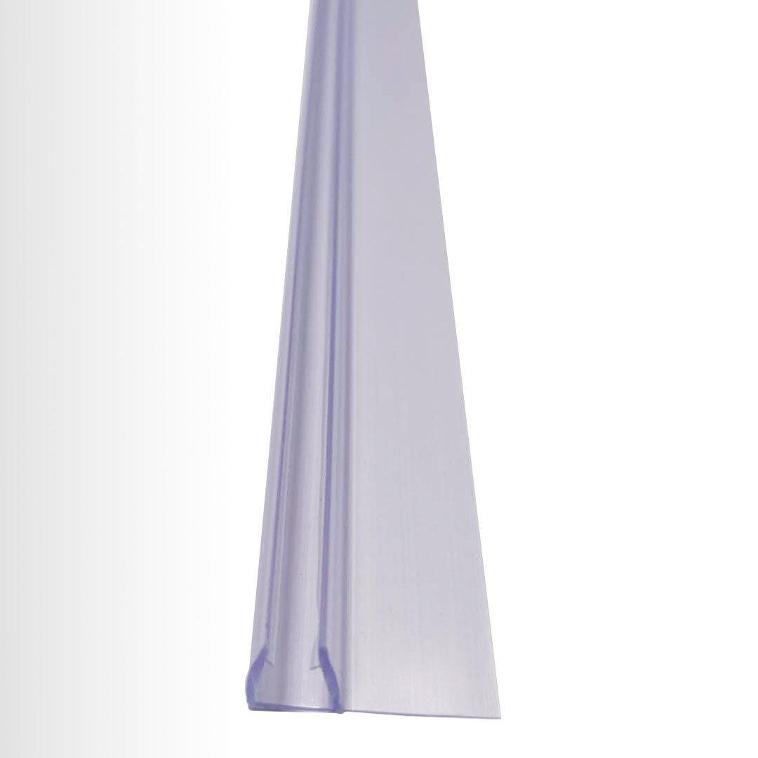 Duschdichtung 90 Grad - für BERNSTEIN Duschkabinen DX806, EX505, EX506, EX802 - Glasstärke 6 mm