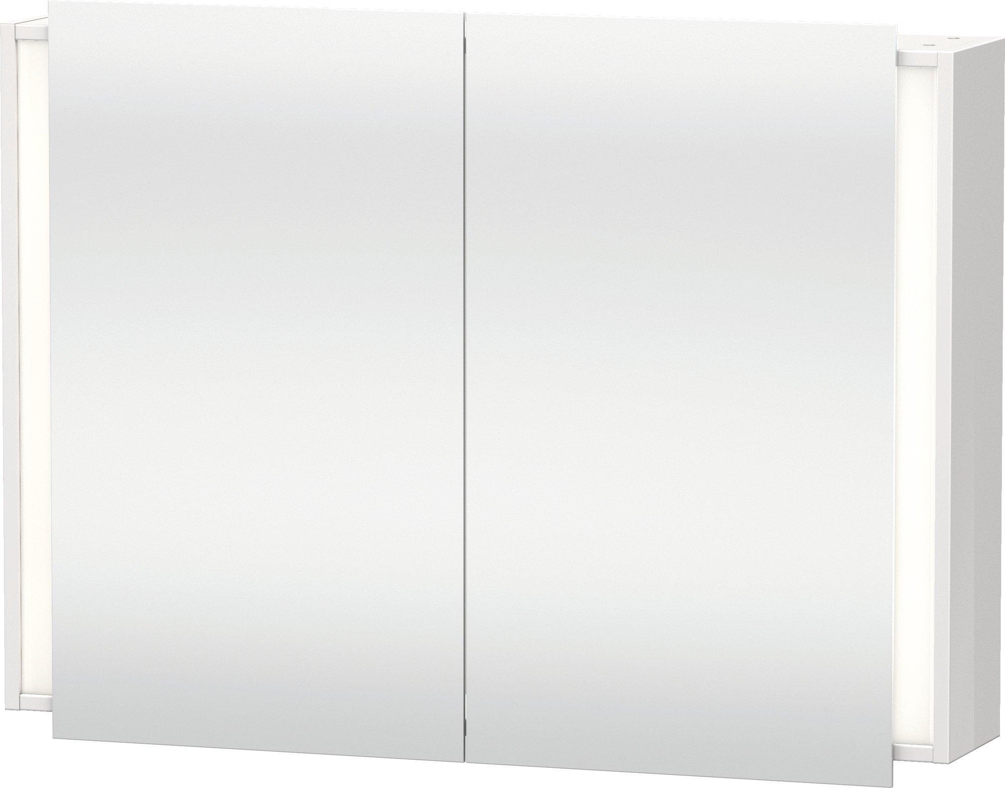 Duravit Ketho Spiegelschrank Weiß  1000