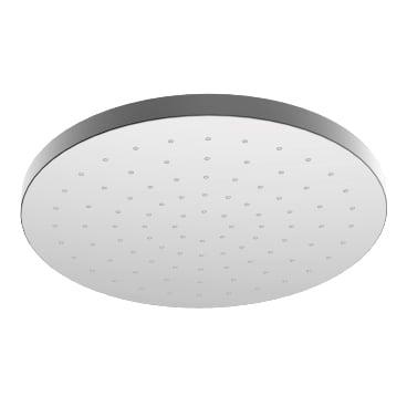 Regendusche ABS-Duschkopf D2250 selbstreinigend - 22,50 cm rund - Farbe wählbar zoom thumbnail 3
