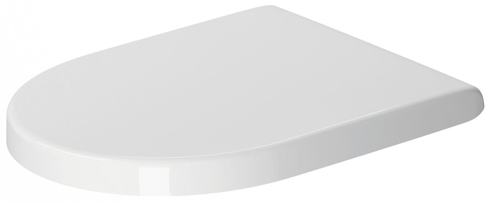 Duravit Starck 3 WC-Sitz Weiß  370