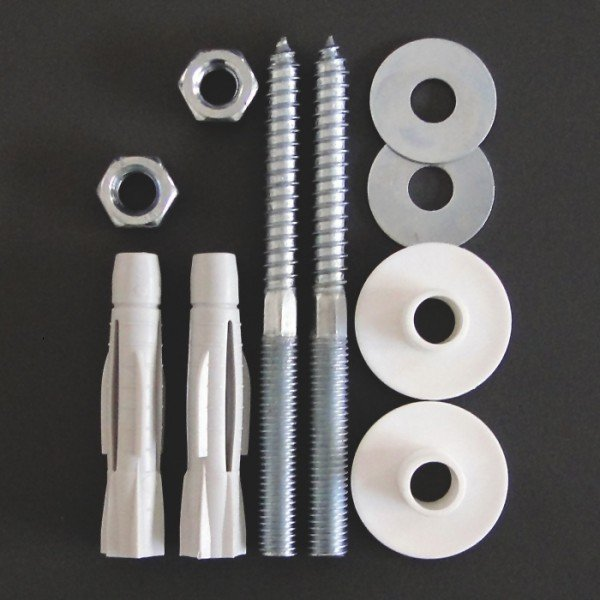 Wandwaschbecken Aufsatzwaschbecken BS6001 mit 2 Armaturlöchern - Breite 120 cm  zoom thumbnail 4