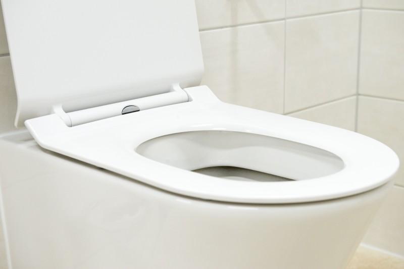 Flacher WC-Deckel Softclose WC-Sitz Ersatzdeckel U2019 zoom thumbnail 4