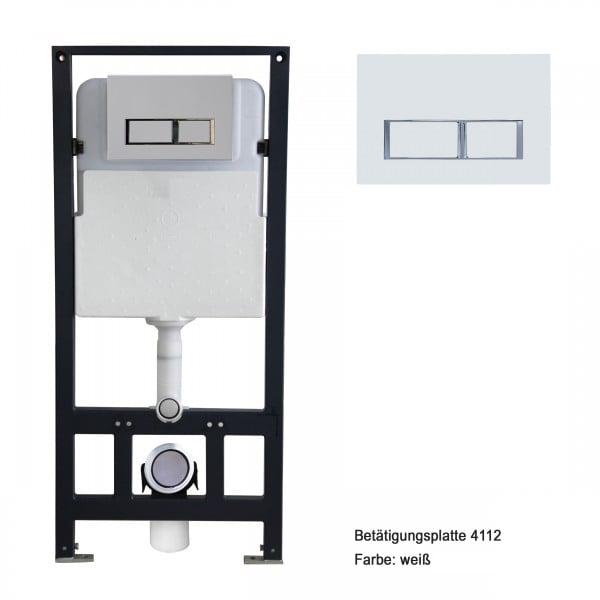 WC-Vorwandelement G3004A inkl. Betätigungsplatte - Modell wählbar zoom thumbnail 3