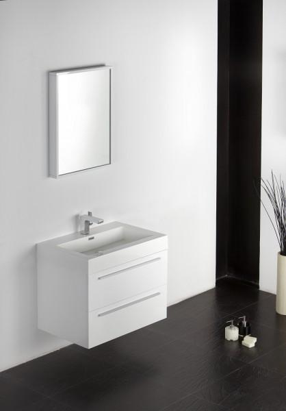 Badmöbel-Set T730 Weiß