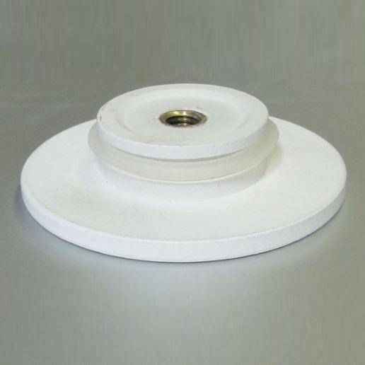 Aufsatzwaschbecken TWA05 aus Mineralguss (Pure Acrylic) - Hochglanz - 60,5 x 38 x 14,5 cm zoom thumbnail 6
