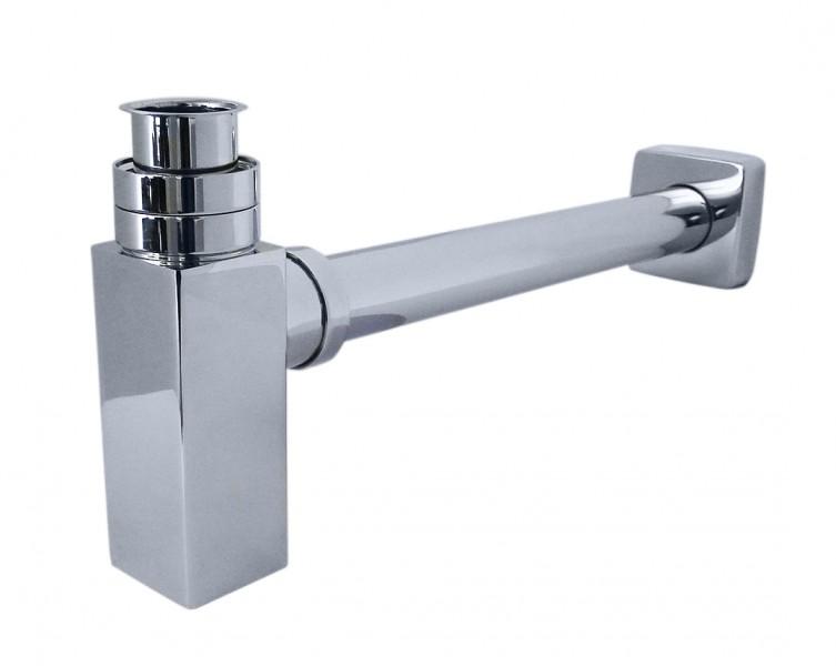 Siphon 3060 für Waschbecken - Eckig