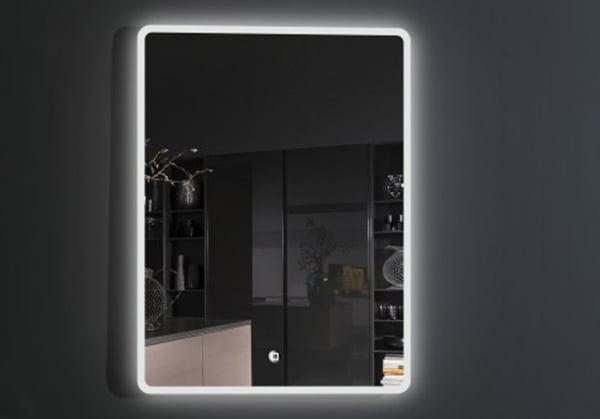 Mit LED-Spiegel 2073