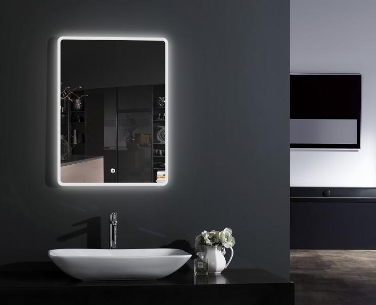 LED Lichtspiegel Badspiegel 2073 - Breite wählbar zoom thumbnail 3