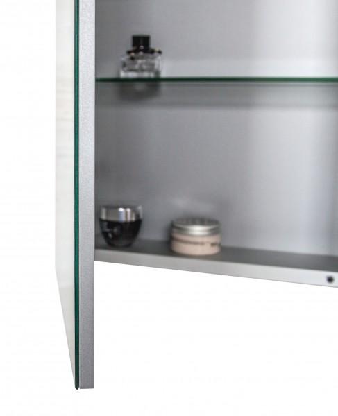 Spiegelschrank Multy BS120 mit LED-Beleuchtung - Breite 120cm zoom thumbnail 6