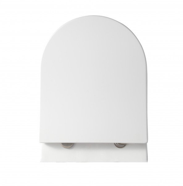 Spülrandloses Wand-Hänge WC NANO NT2038 - inkl. Softclose-Deckel - kurze Ausführung zoom thumbnail 5