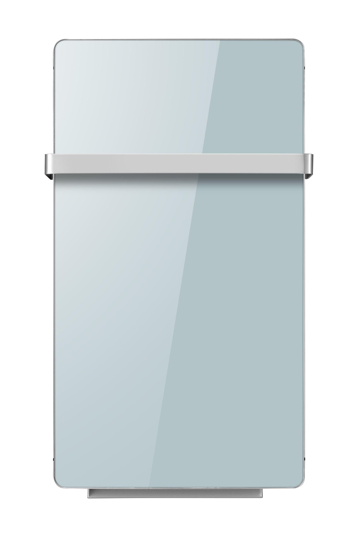 Glasheizkörper Elektroheizung G20 - Infrarotheizung mit Thermostat - Farbe wählbar