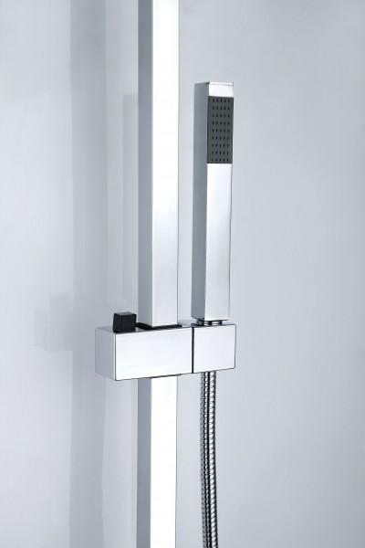 Design-Duschsystem Duschsäule SEDAL-Thermostat 8921C Basic (ohne Regendusche) zoom thumbnail 3