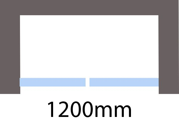 1200mm