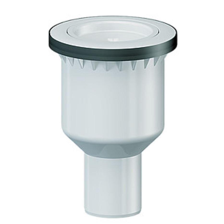 Dallmer Duschwannenablaufgehäuse ORIO V für flache Duschtassen mit 90mm Ablaufloch