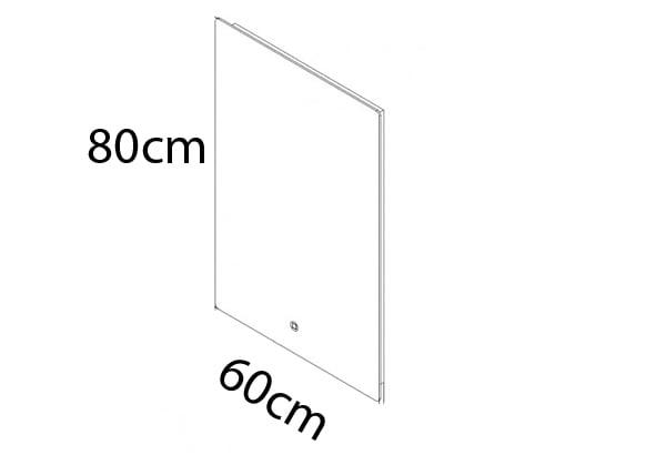 60 x 80 cm