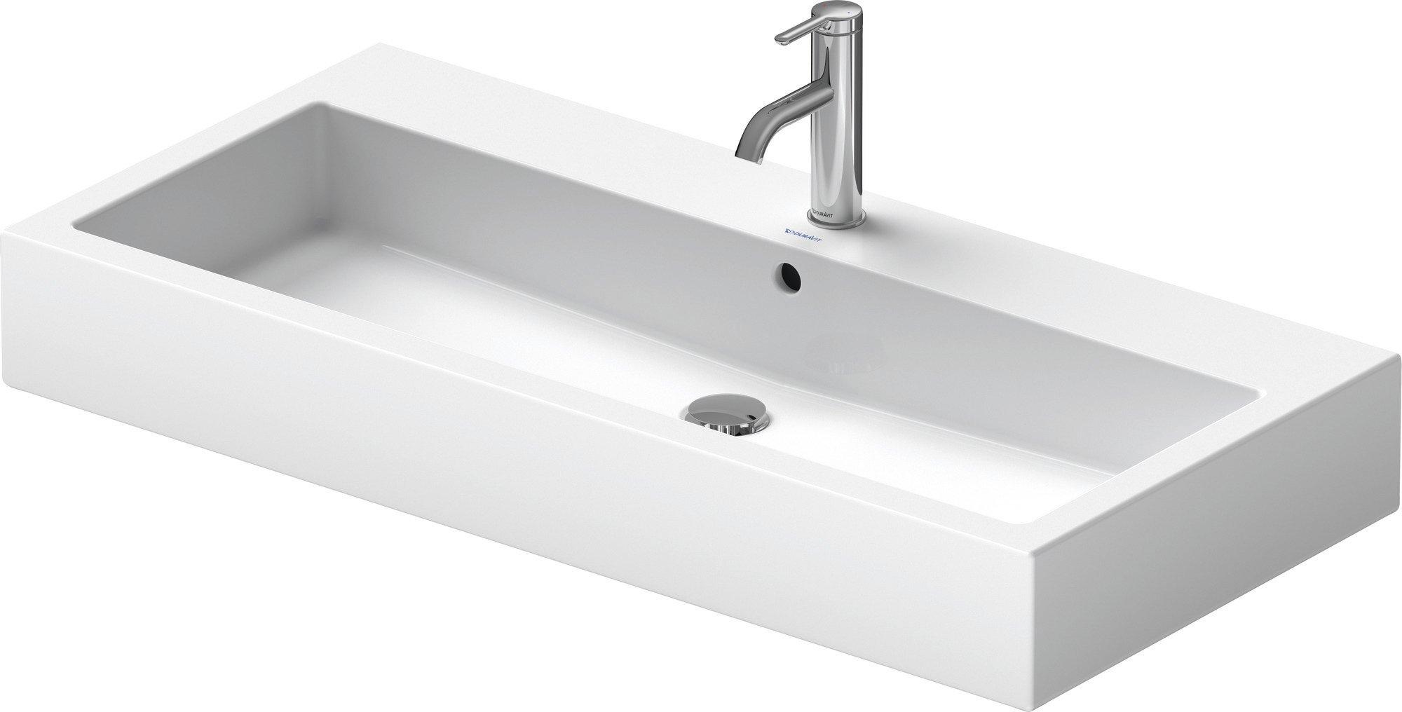 Duravit Ketho Badmöbel Set 950 mit Vero Waschtisch - Optional mit Seitenschrank und Spiegel