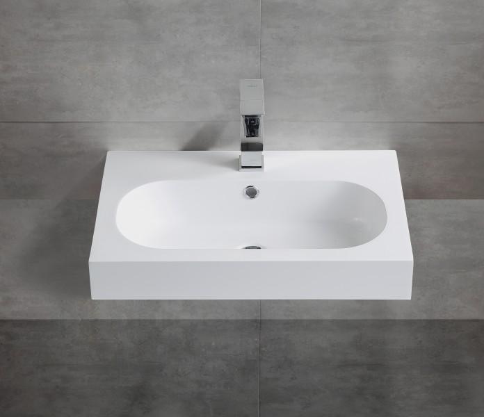Wandwaschbecken Aufsatzwaschbecken BS6051 59 x 37 x 14,5cm zoom thumbnail 3