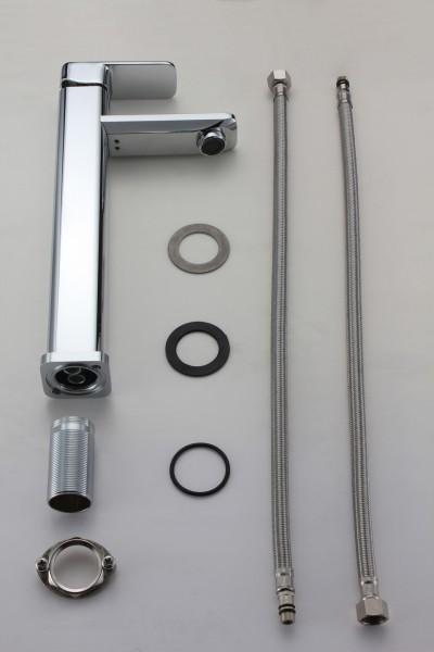 Design-Waschtischarmatur 1234