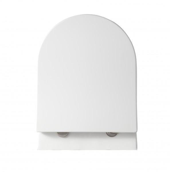 WC-Deckel Softclose WC-Sitz Ersatzdeckel U1009 - passend für BERNSTEIN WC NT2038