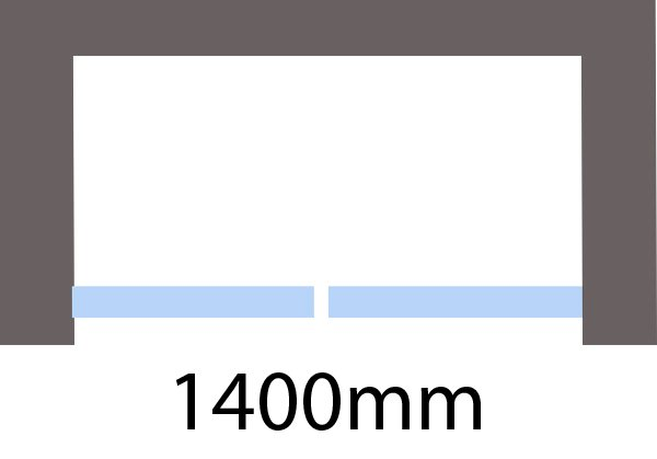 1400mm