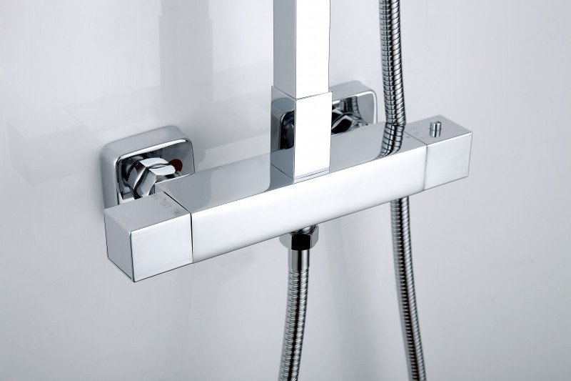 Design-Duschsystem Duschsäule SEDAL-Thermostat 8921C Basic zoom thumbnail 4