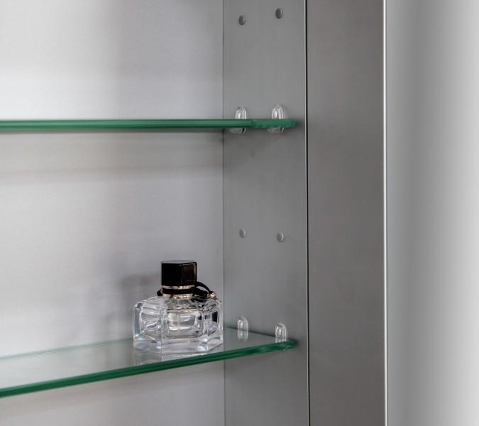 Spiegelschrank Multy BS120 mit Innenverspiegelung - Breite 120cm zoom thumbnail 5